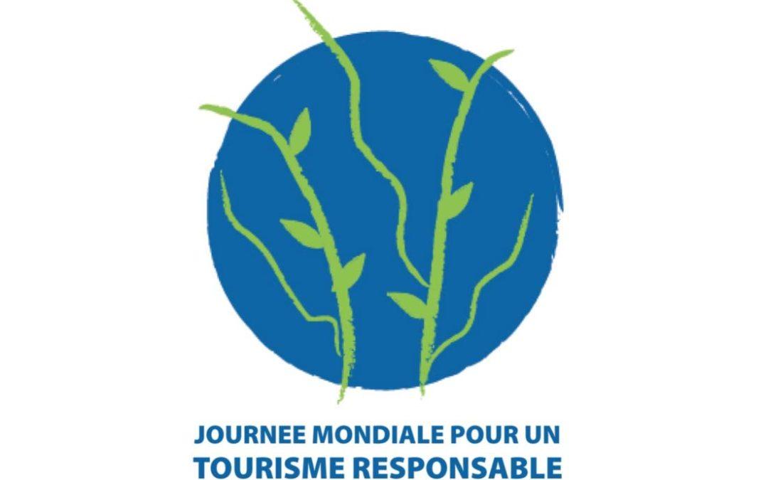 Le 2 juin, c'est la Journée Mondiale pour un Tourisme Responsable!
