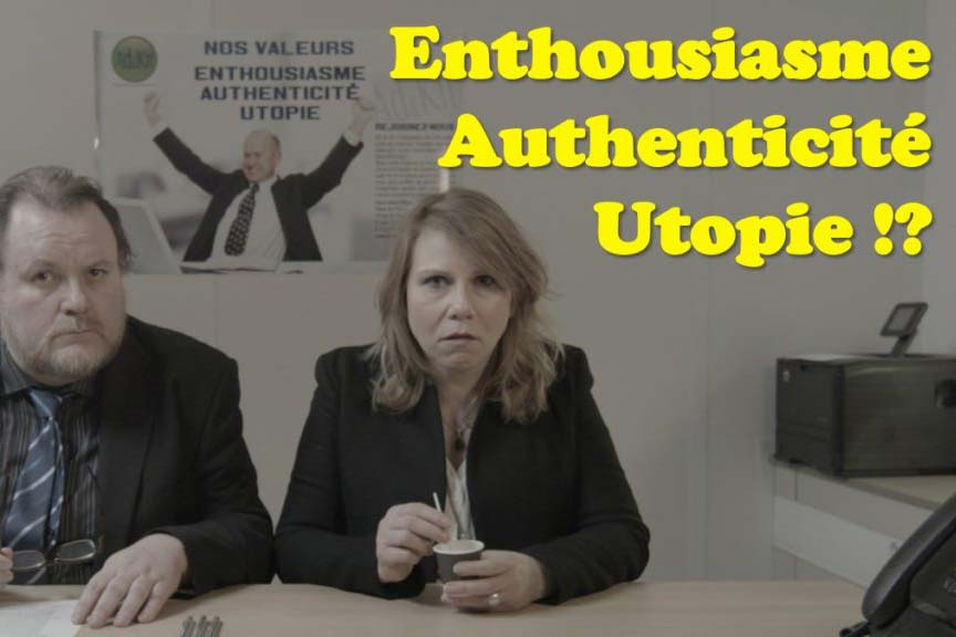 Anthousiasme, authenticité, utopie?