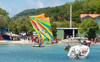 Connaissez-vous le Tour des yoles en Martinique?