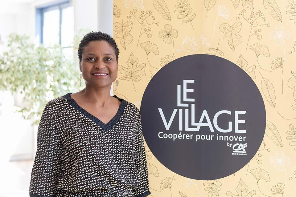 Voyager Vrai au Village by CA Brie Picardie, espace de collaboration