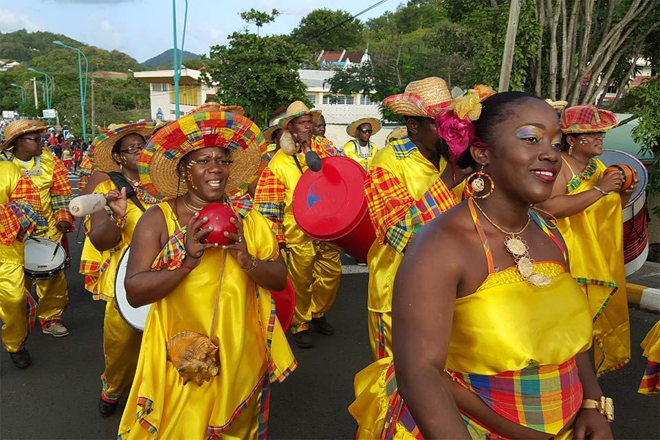 Le Carnaval de Martinique, l'un des plus beaux au monde